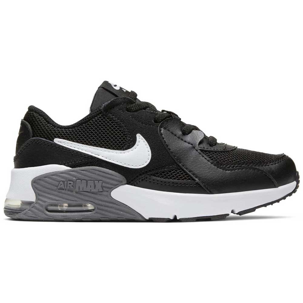 Nike Air Max Exee Ps EU 29 1/2 Black / White / Dark Grey