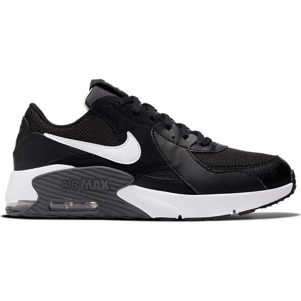 Nike Air Max Excee Gs EU 38 1/2 Black / White / Dark Grey