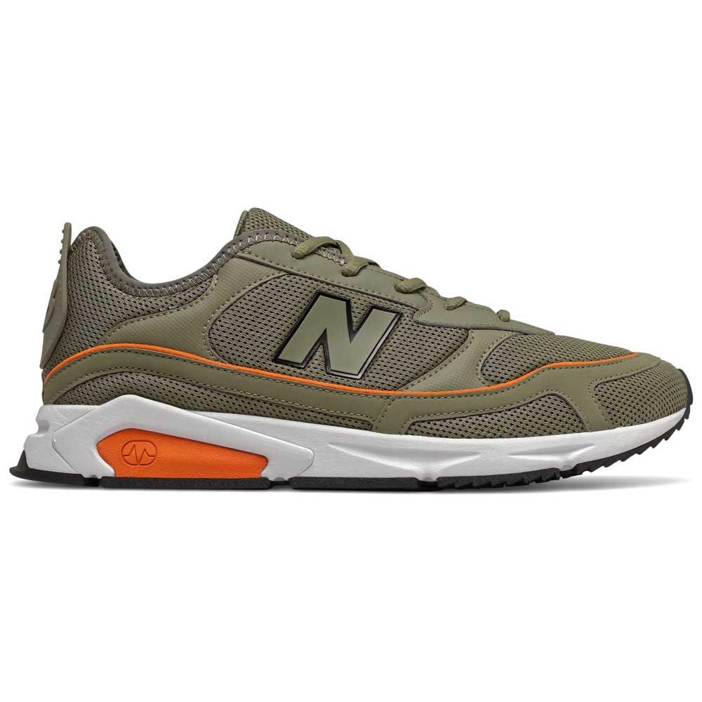 Sneakers New-balance X-racer V1 EU 45 1/2 Green / Orange