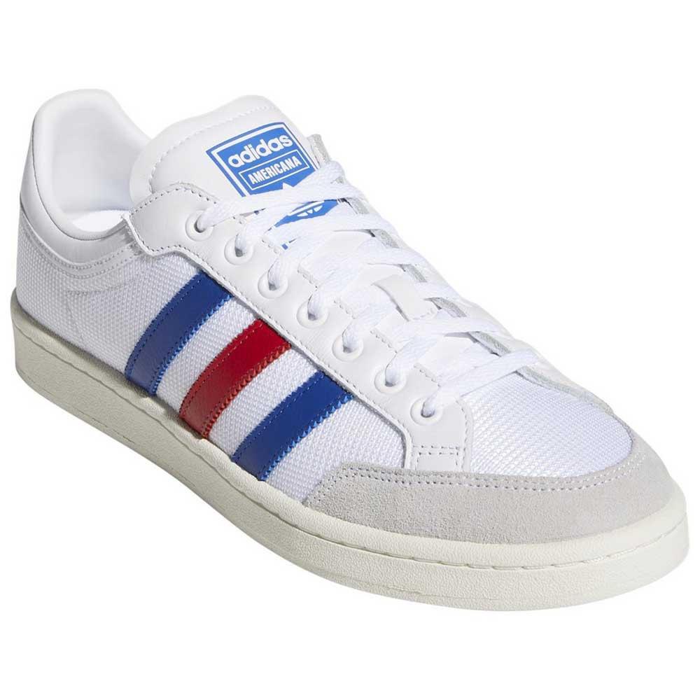 adidas originals Americana Low Trainers White, Dressinn
