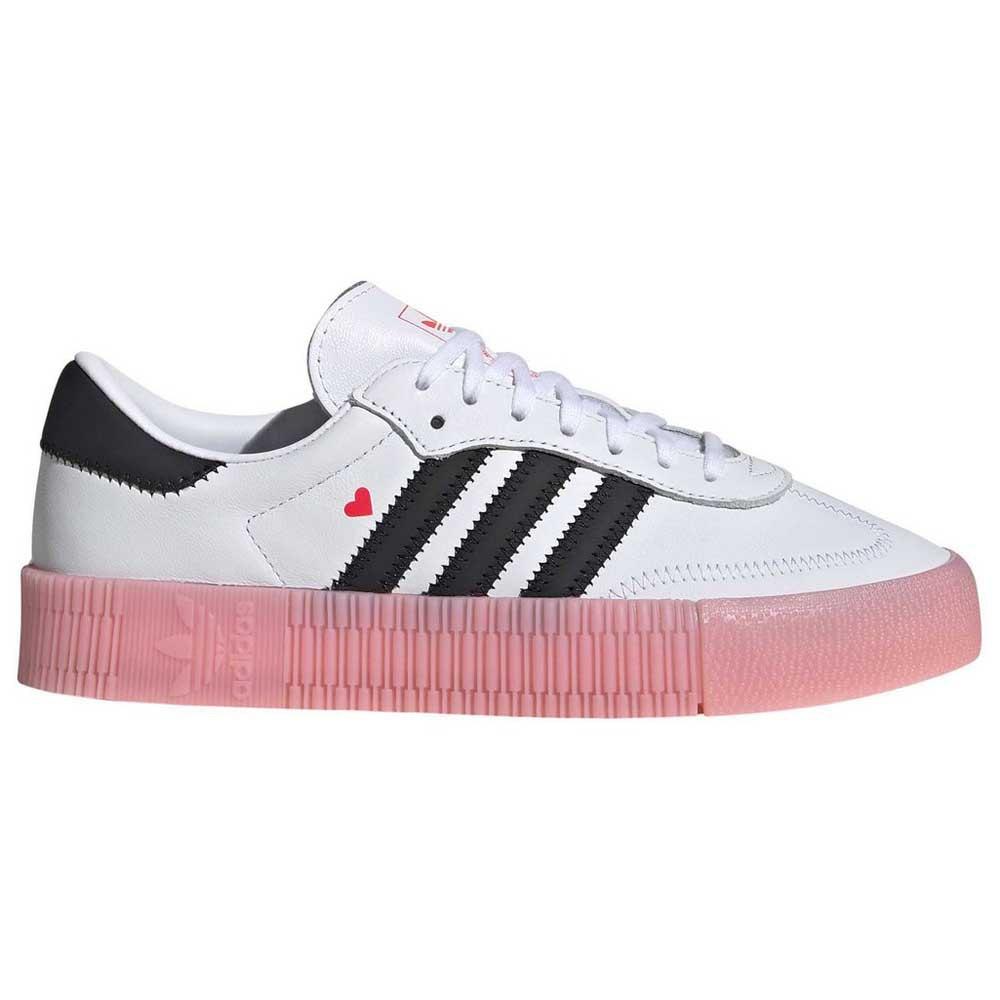 adidas originals Sambarose White buy