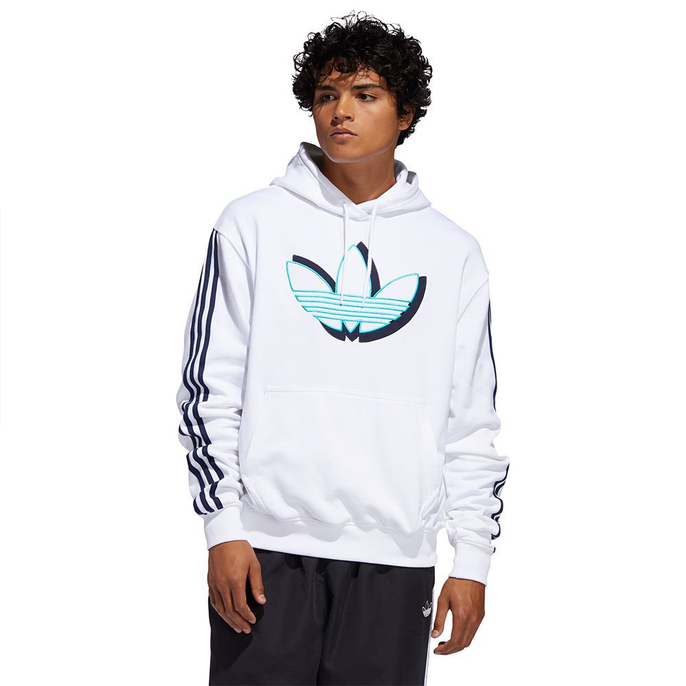 turquoise adidas hoodie