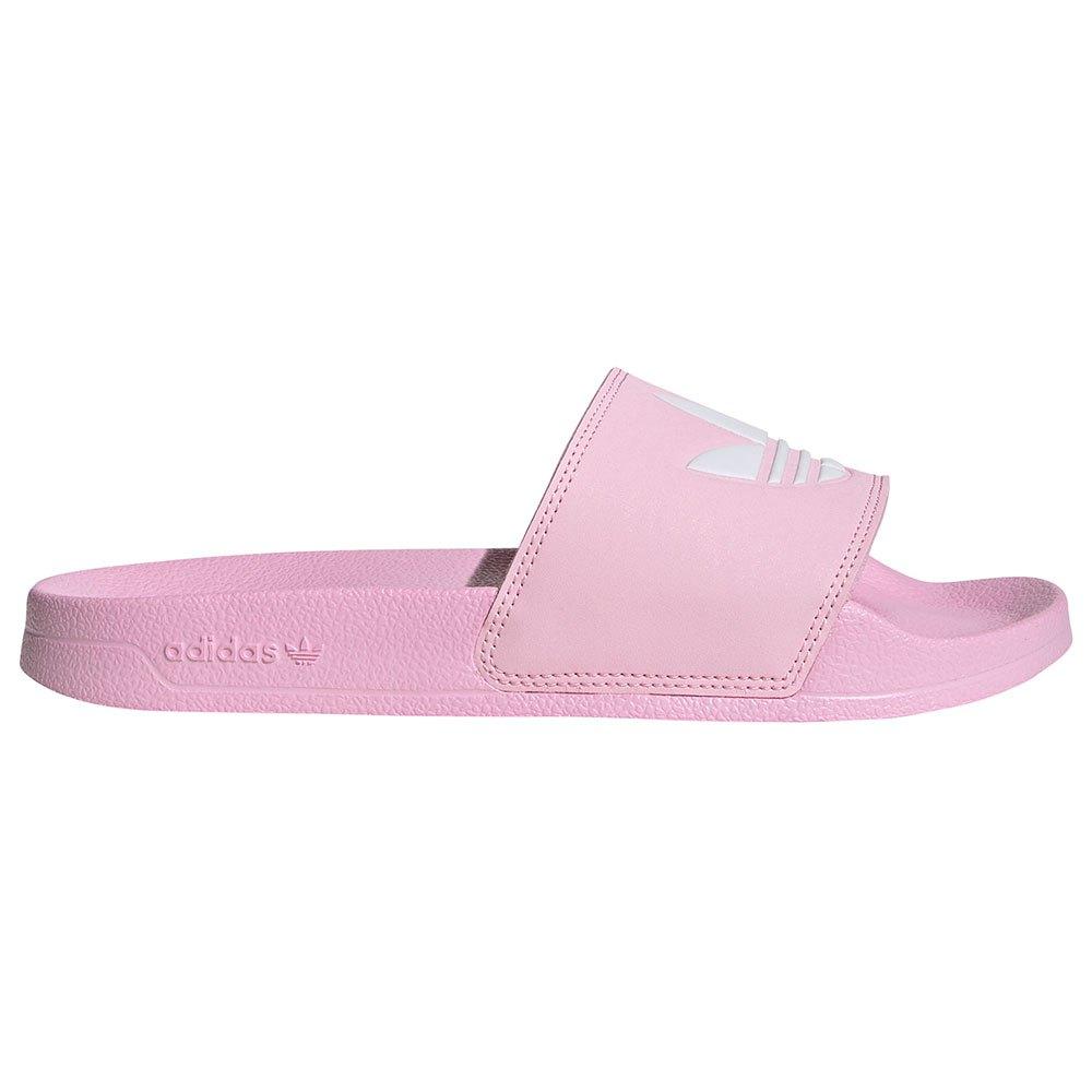 adidas originals Adilette Lite Flip Flops Pink, Dressinn