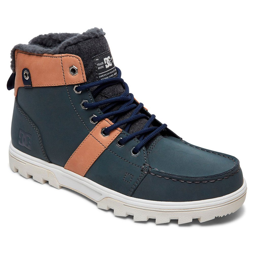 Botas Dc Shoes Woodland Winter Hombre Originales
