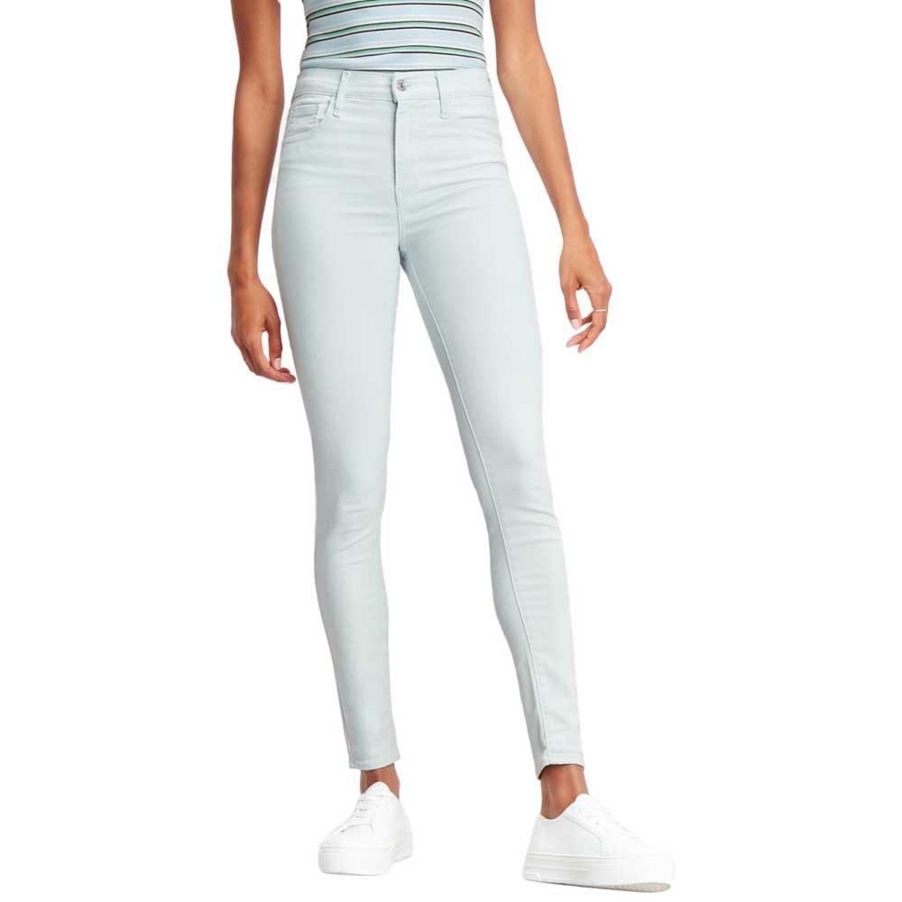 Levis 720 High Waisted Super Skinny Jeans | Dame | Bukser
