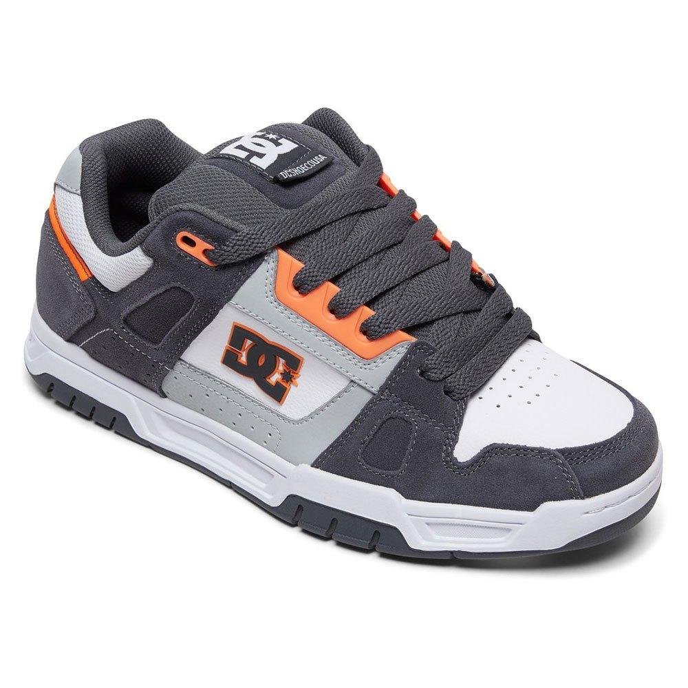 Sneakers Dc-shoes Stag EU 44 Grey / Grey / Orange