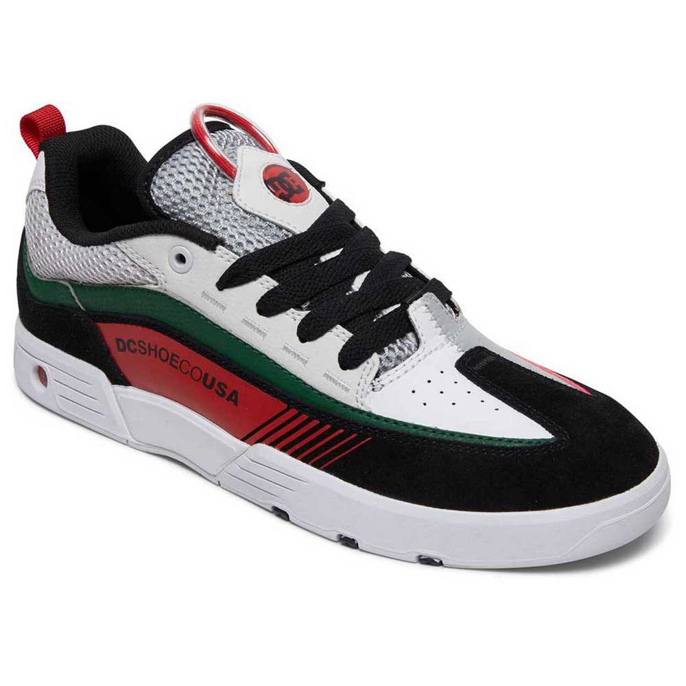 Sneakers Dc-shoes Legacy 98 Slim EU 40 White / Black / Green
