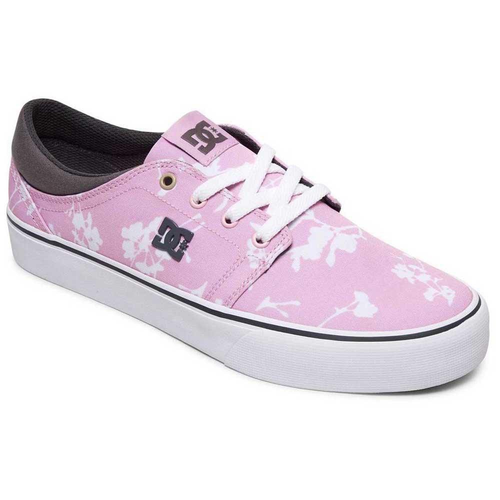 Sneakers Dc-shoes Trase Sp EU 39 Pink Multi Camo