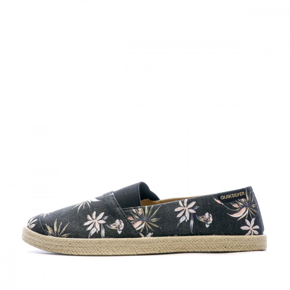 Quiksilver Espadrilled Black buy and