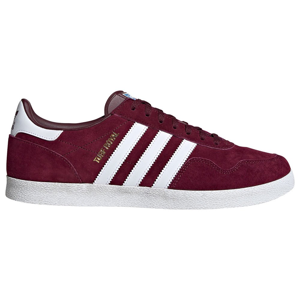 Adidas-originals Turf Royal EU 38 Maroon / Footwear White / Crystal White