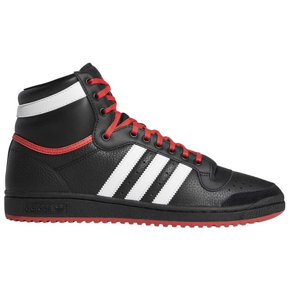 Adidas-originals Top Ten High EU 43 1/3 Core Black / Footwear White / Glory Red