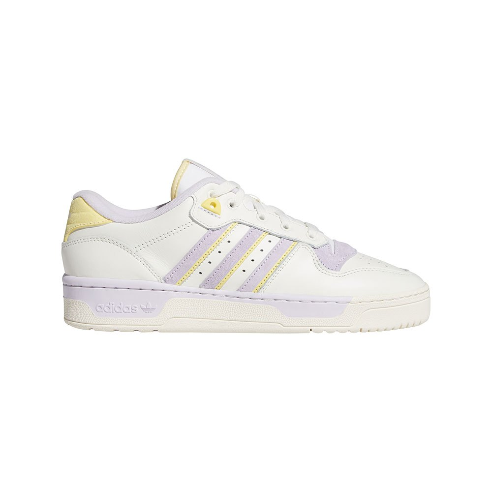 Adidas-originals Rivalry Low EU 44 Cloud White / Off White / Purple Tint