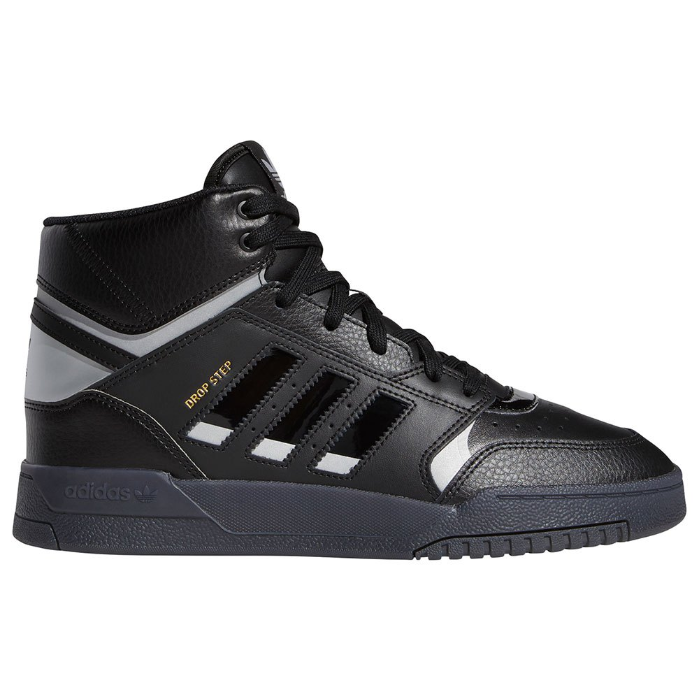 Adidas-originals Drop Step EU 48 Core Black / Silver Metal / Core Black