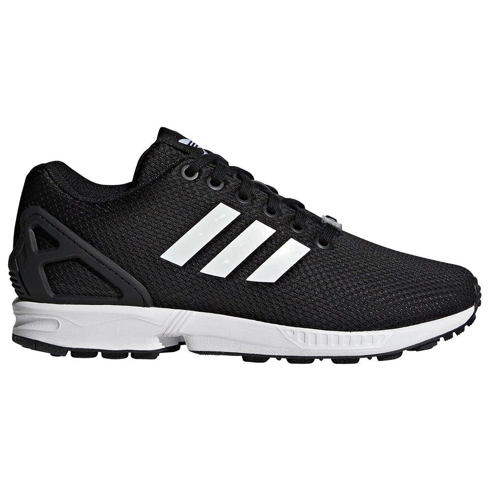 adidas originals ZX Flux Sort køb og tilbud, Dressinn Sneakers
