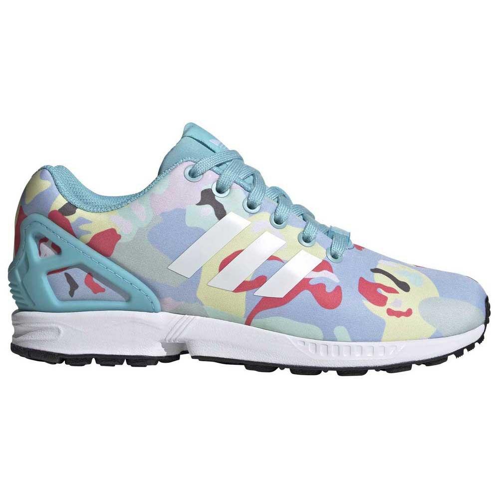 adidas originals ZX Flux Pink buy and