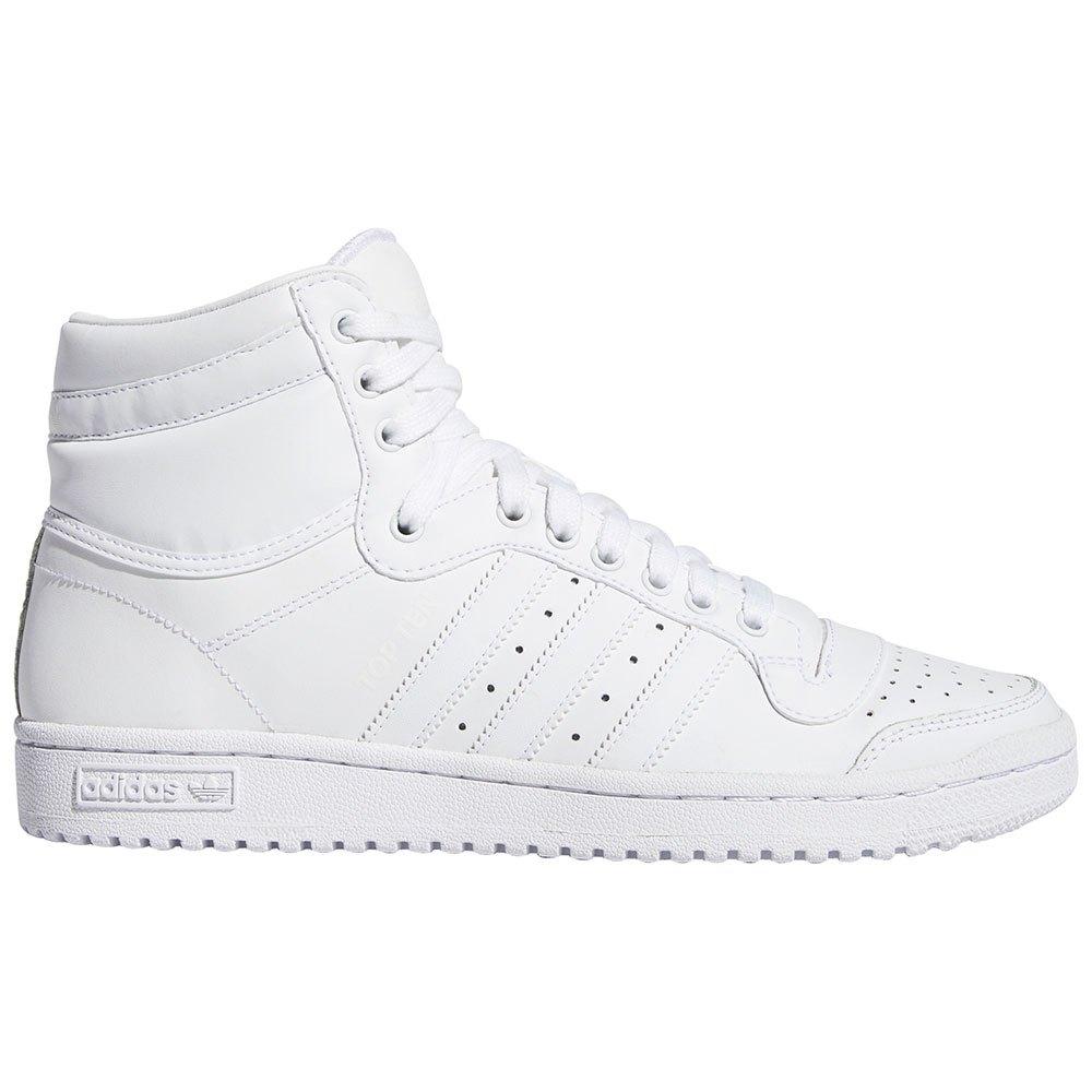 Sinis Condición previa Bebida  adidas originals Top Ten High White buy and offers on Dressinn