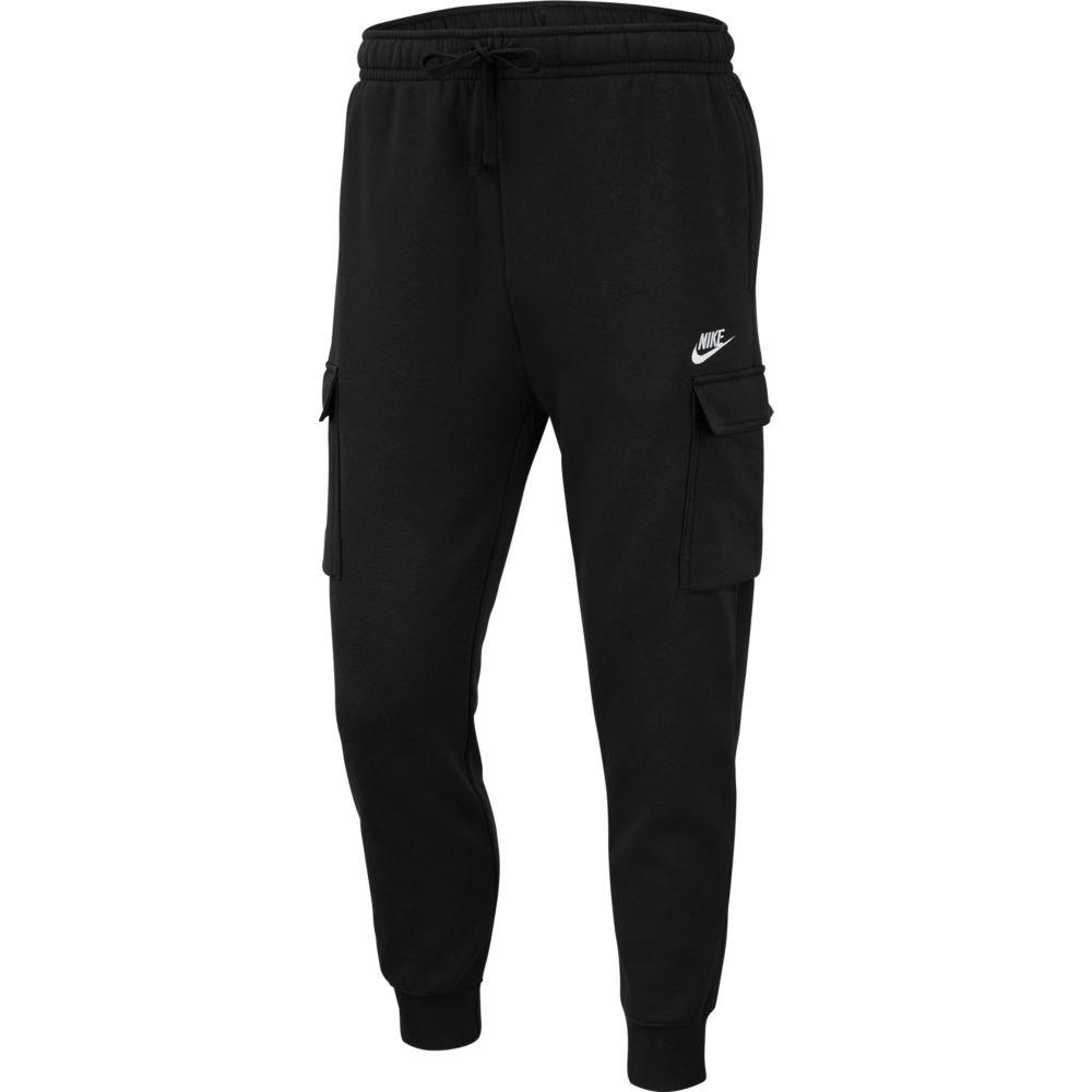 Albardilla Privilegio Hacia arriba  Nike Sportswear Club Cargo Negro comprar y ofertas en Dressinn