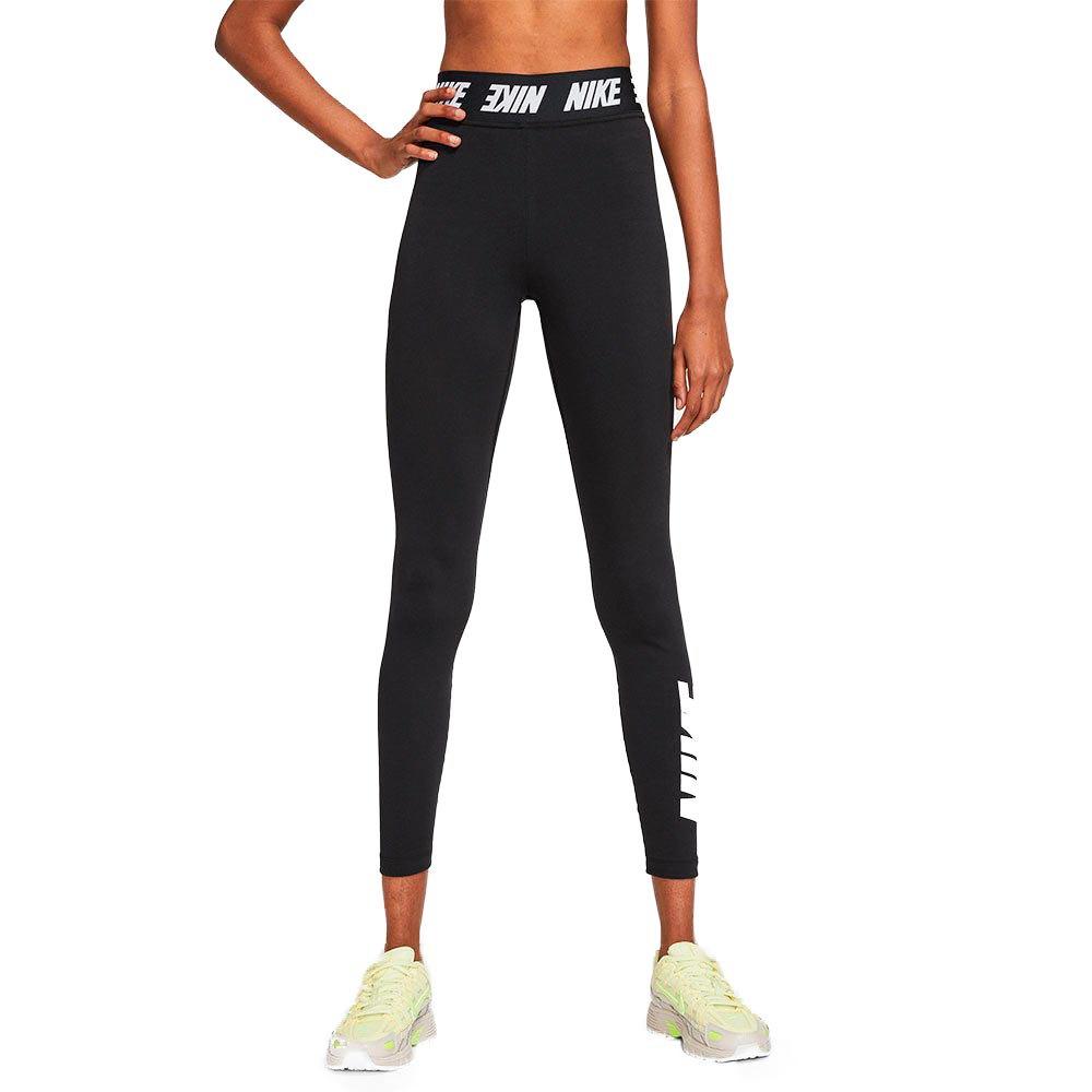 Nike Sportswear Club High Waist Black Buy And Offers On Dressinn