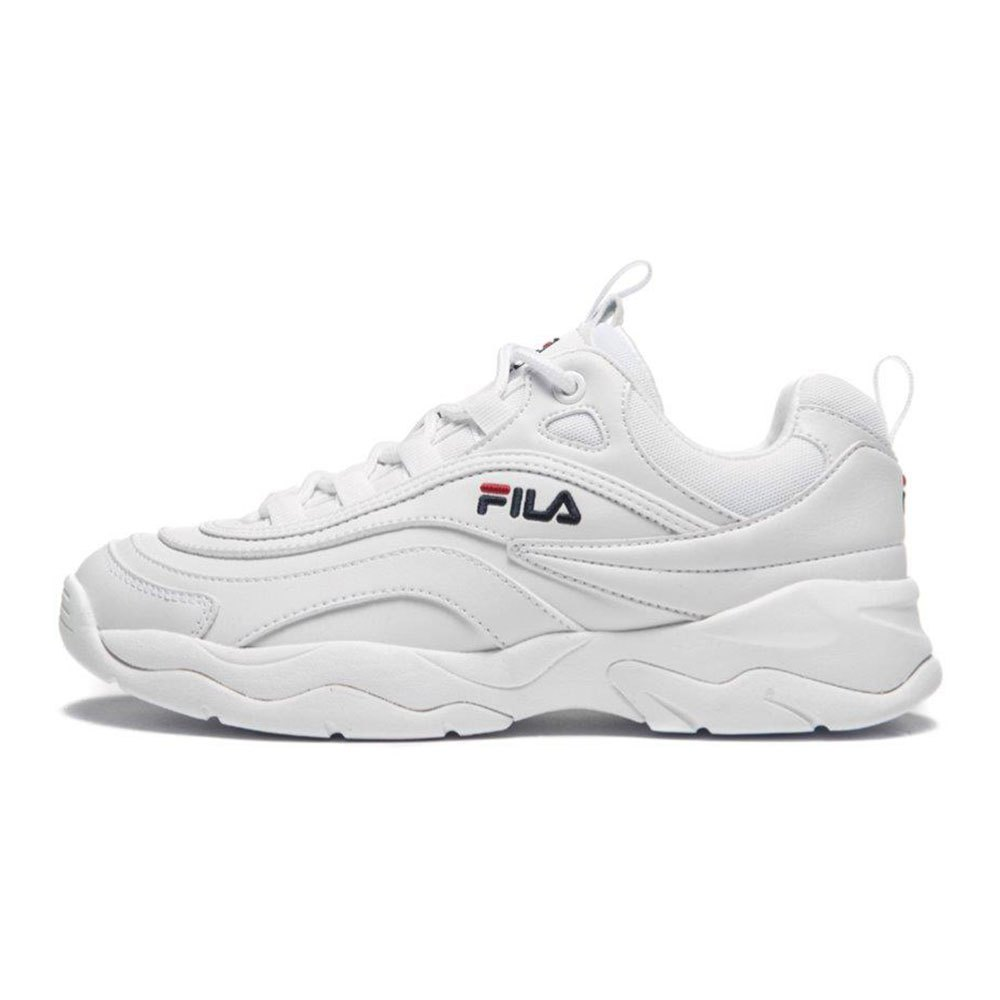 Fila Ray Low White buy and offers on Dressinn