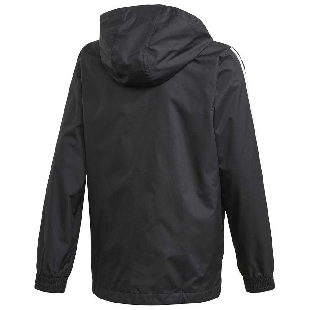 vestes-adidas-originals-lock-up-windbreaker-152-cm-black-white