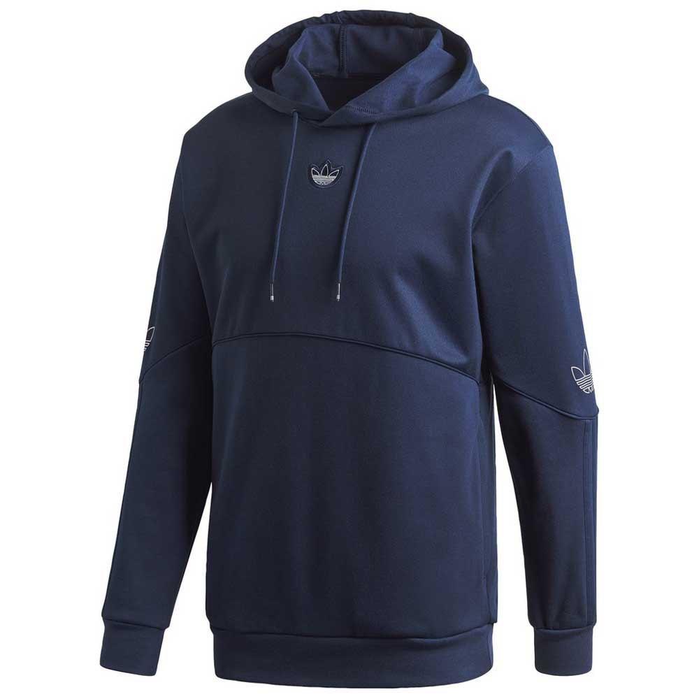 adidas 3 Foil Hood Men's Sweatshirt