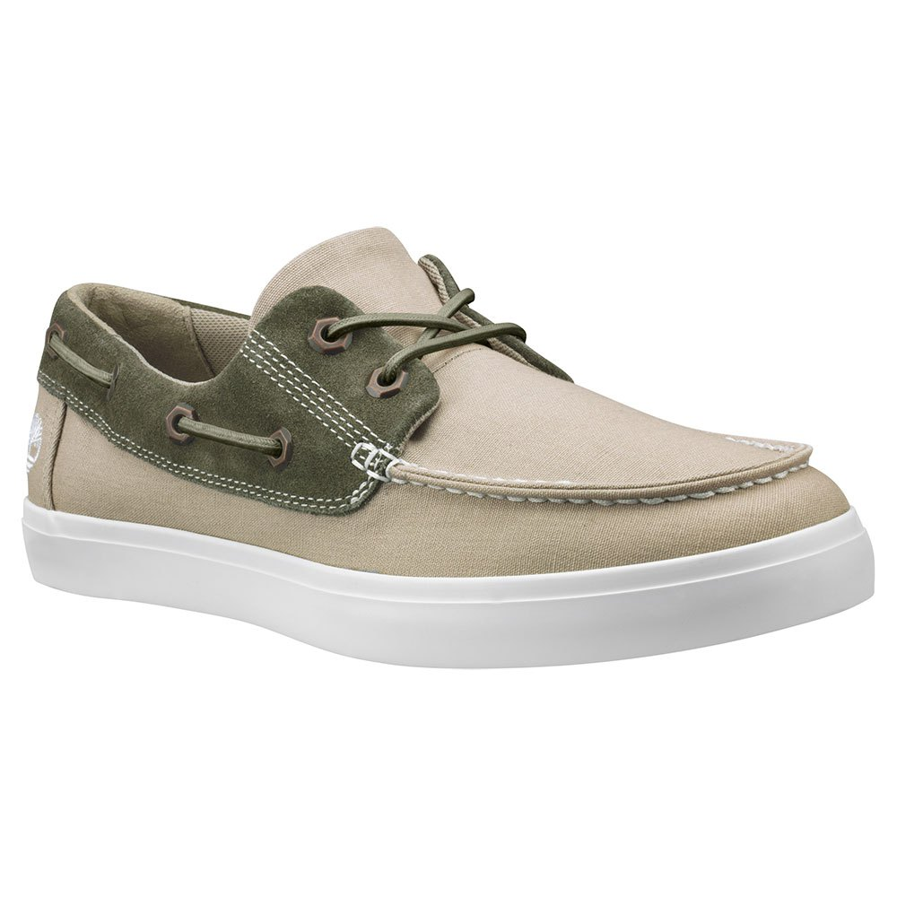 basura voluntario montaje  Timberland Union Wharf 2 Eye Beige buy and offers on Dressinn