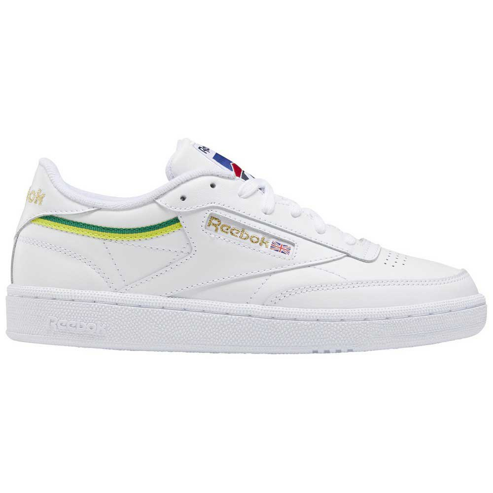 Reebok-classics Club C 85 EU 36 White / Hero Yellow / White