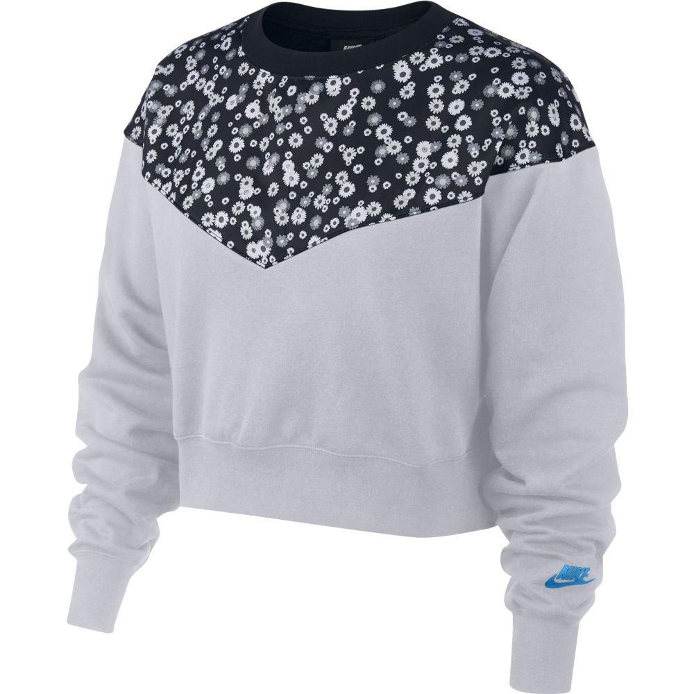 Nike Heritage Floral Crew Sweater