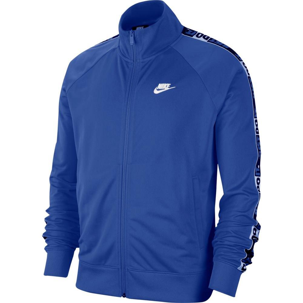 Nike Sportswear Just Do It Pack Tape Blå, Dressinn Jakker