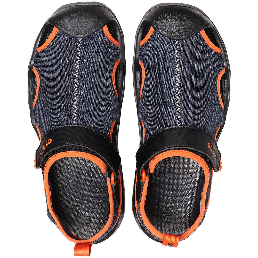 Crocs Swiftwater Mesh Deck Sandal M