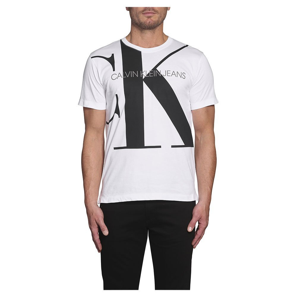 Buy Calvin Klein Jeans White Upscale