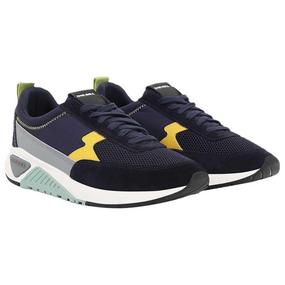 Sneakers Diesel S-kb Low Lace Ii EU 43 Blue Nights / Monument