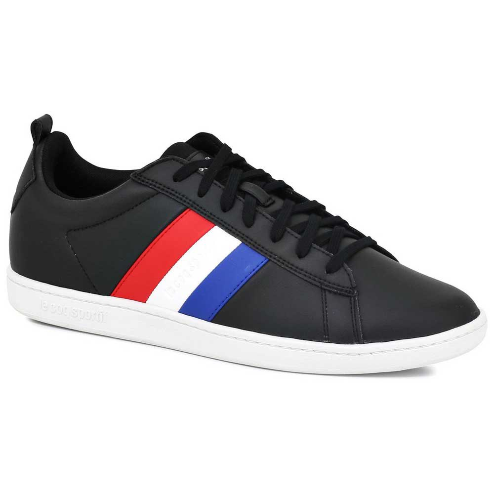 Sneakers Le-coq-sportif Court Classic Flag EU 41 Black