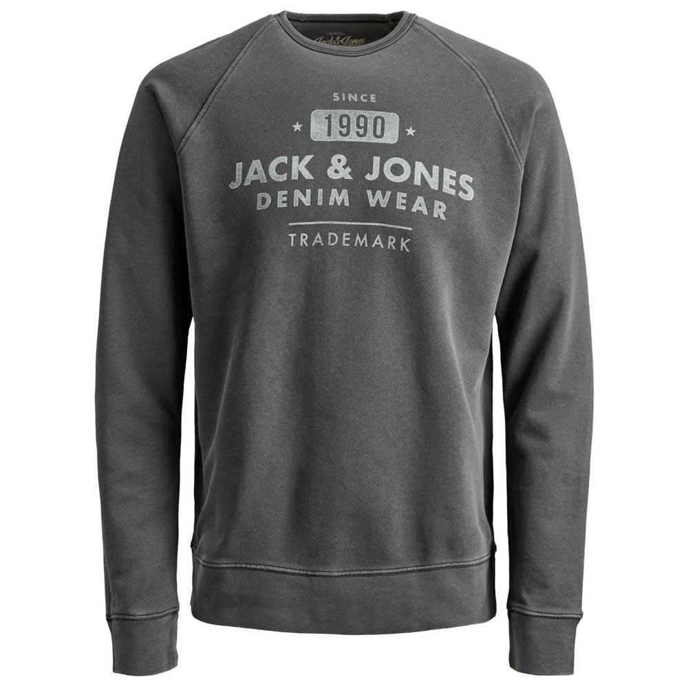 Sudaderas Jack---jones Jeans Washed Crew Neck