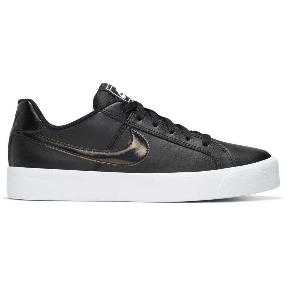 Sneakers Nike Court Royale Ac EU 35 1/2 Black / White