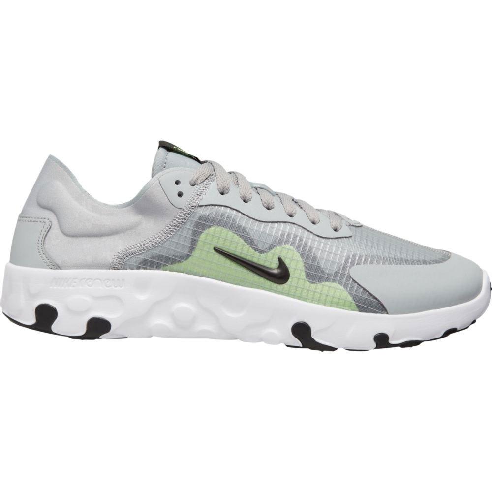Nike Renew Lucent EU 45 1/2 Lt Smoke Grey / Black / Ghost Green / White