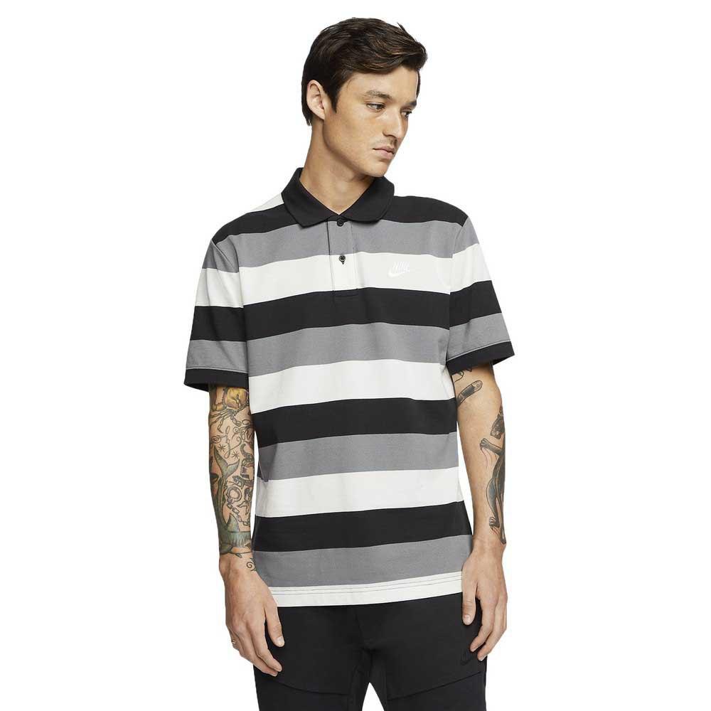 solicitud Ofensa Abreviatura  Nike Sportswear Striped Polo Tricolor, Dressinn