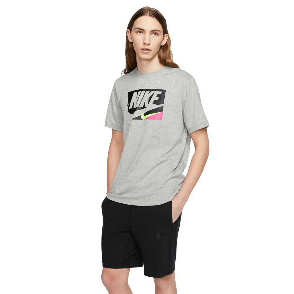 Test di Derbeville crescita Precoce  Nike Sportswear Tee Grey buy and offers on Dressinn