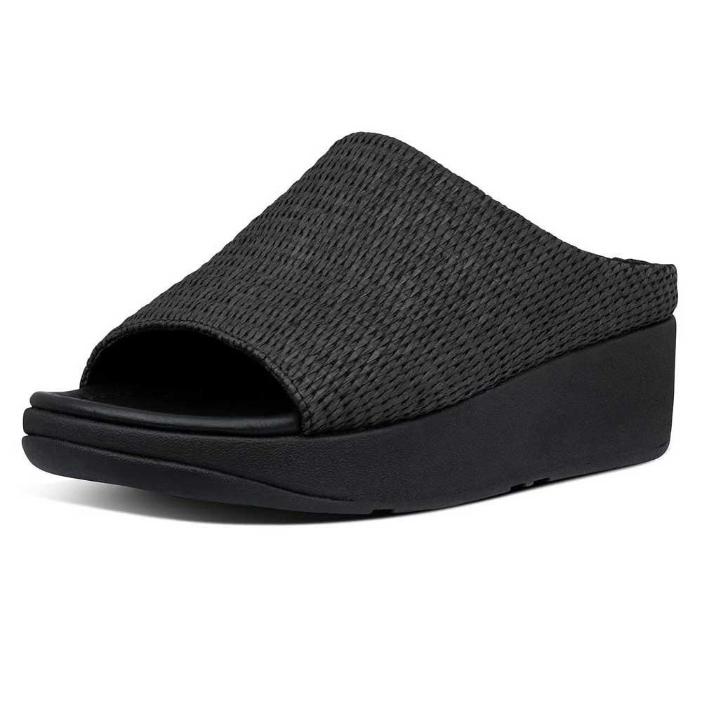 Fitflop Imogen Basket Weave Toe-Thongs