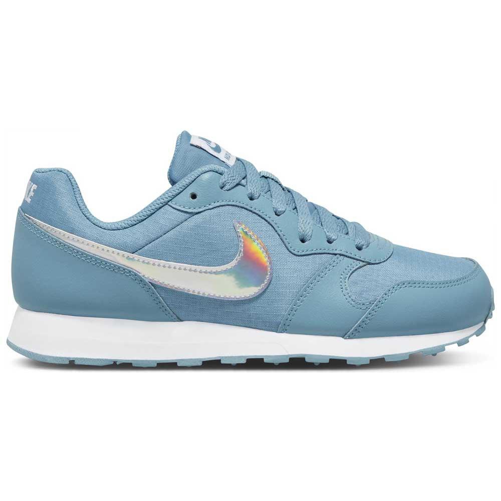Paso Electropositivo Salir  Nike Md Runner 2 FP GS Azul comprar y ofertas en Dressinn