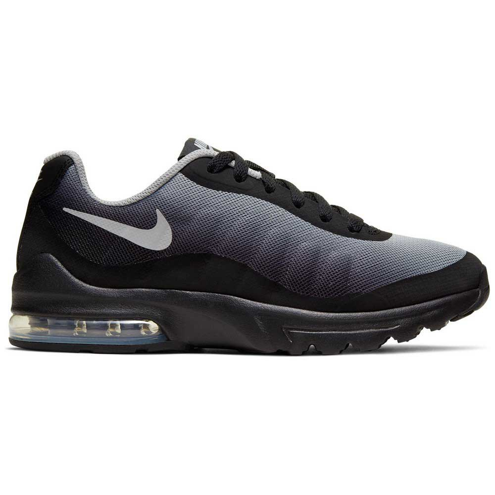 Nike Air Max Invigor GS Trainers Black buy and offers on Dressinn