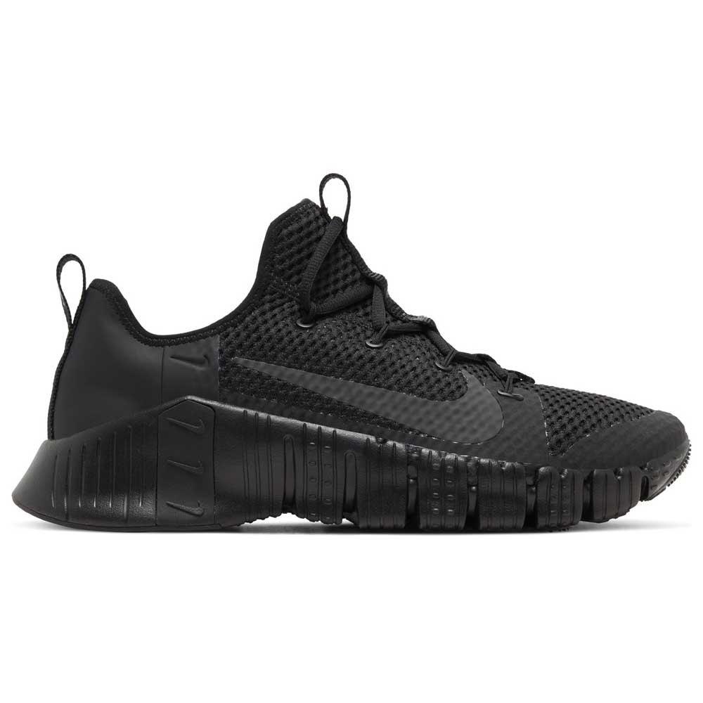 Nike Free Metcon 3 EU 47 Black / Anthracite / Black / Volt