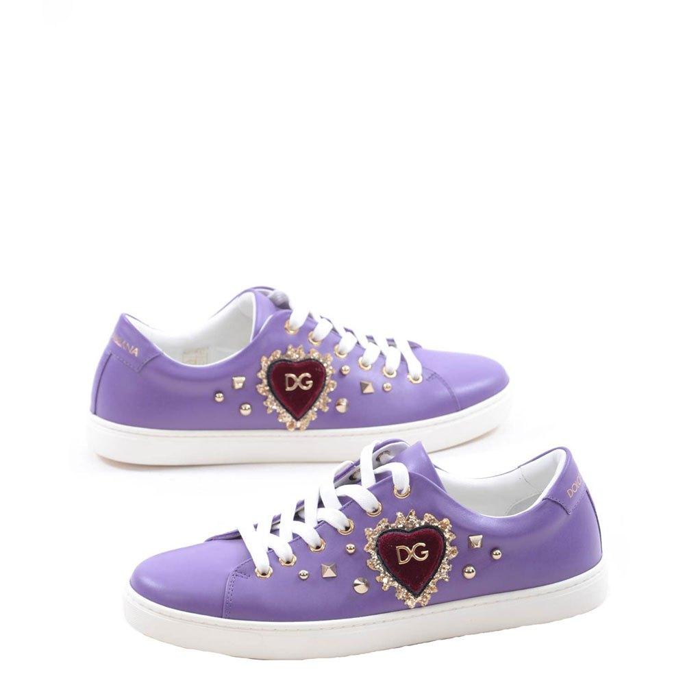 Sneakers Dolce---gabbana Sneakers EU 37 Purple