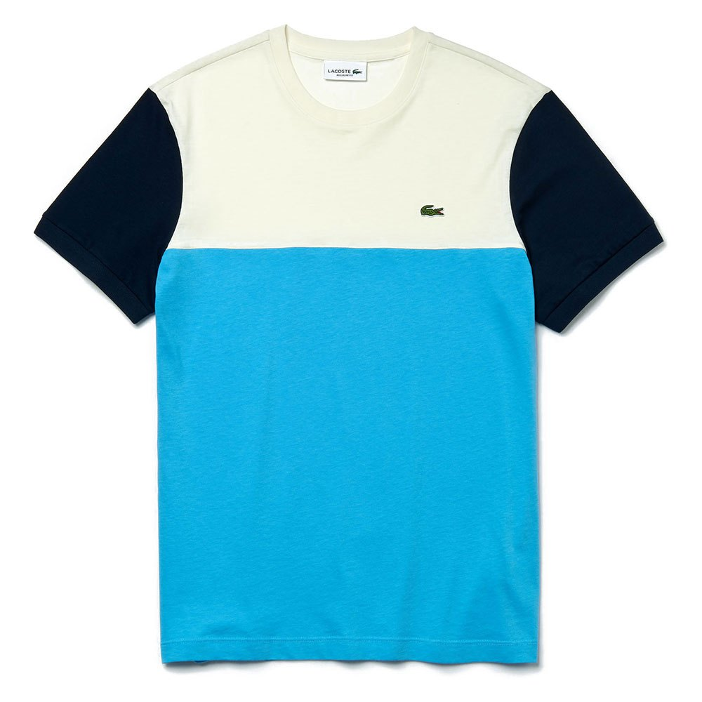 Lacoste Colourblock Crew Neck