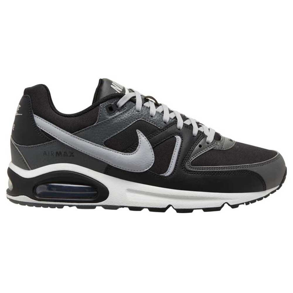 Hacer bien arrojar polvo en los ojos Ostentoso  Nike Air Max Command Leather Black buy and offers on Dressinn