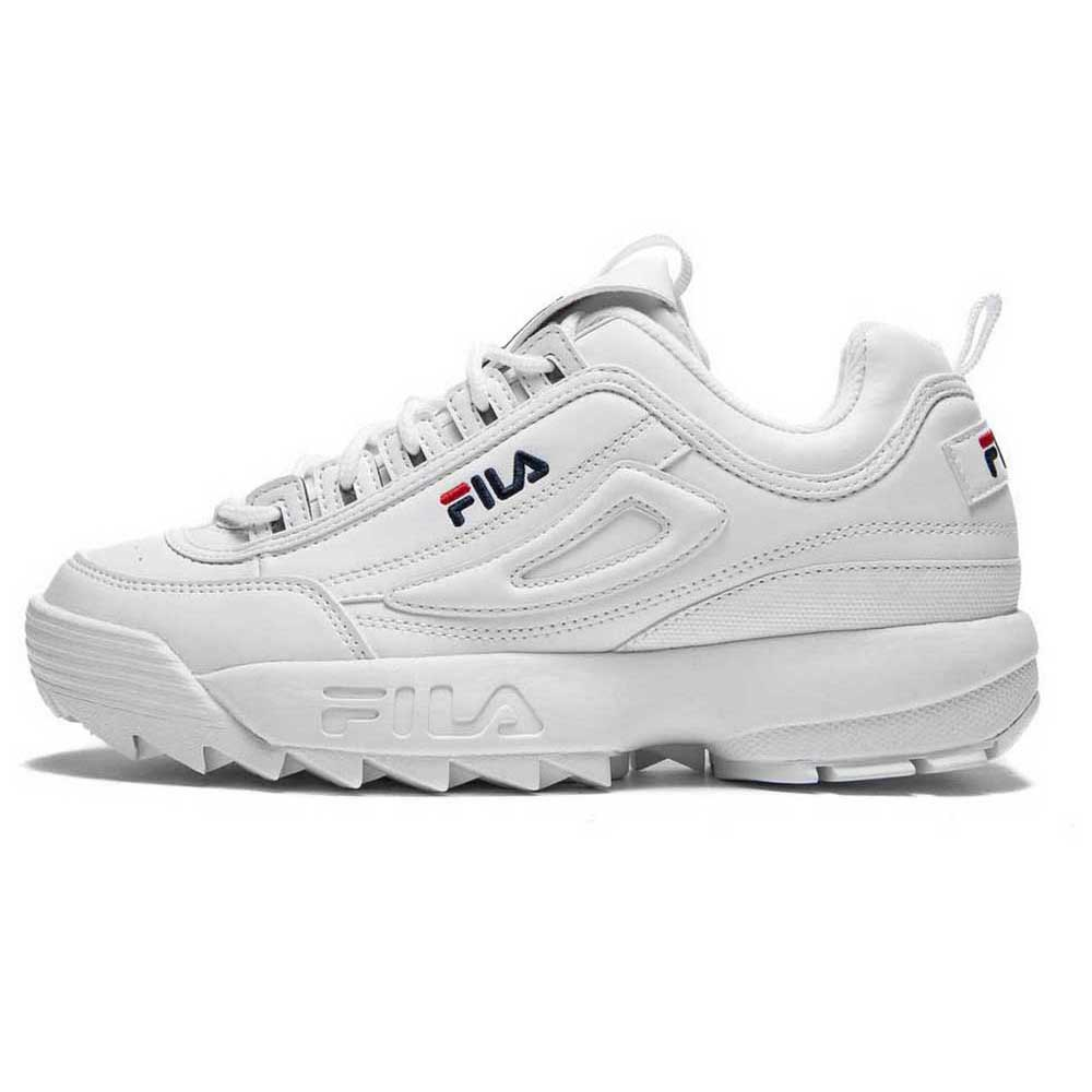 Fila Disruptor Low White buy and offers