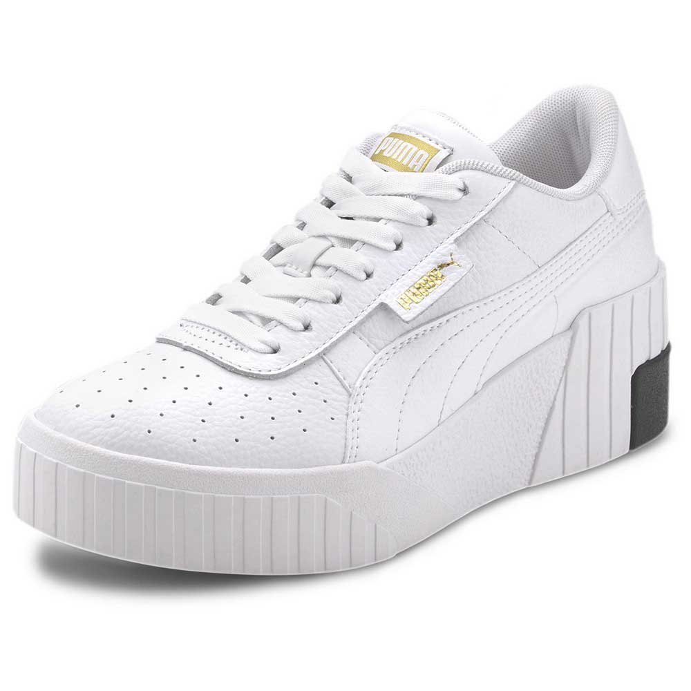 Puma select Cali Wedge White buy and