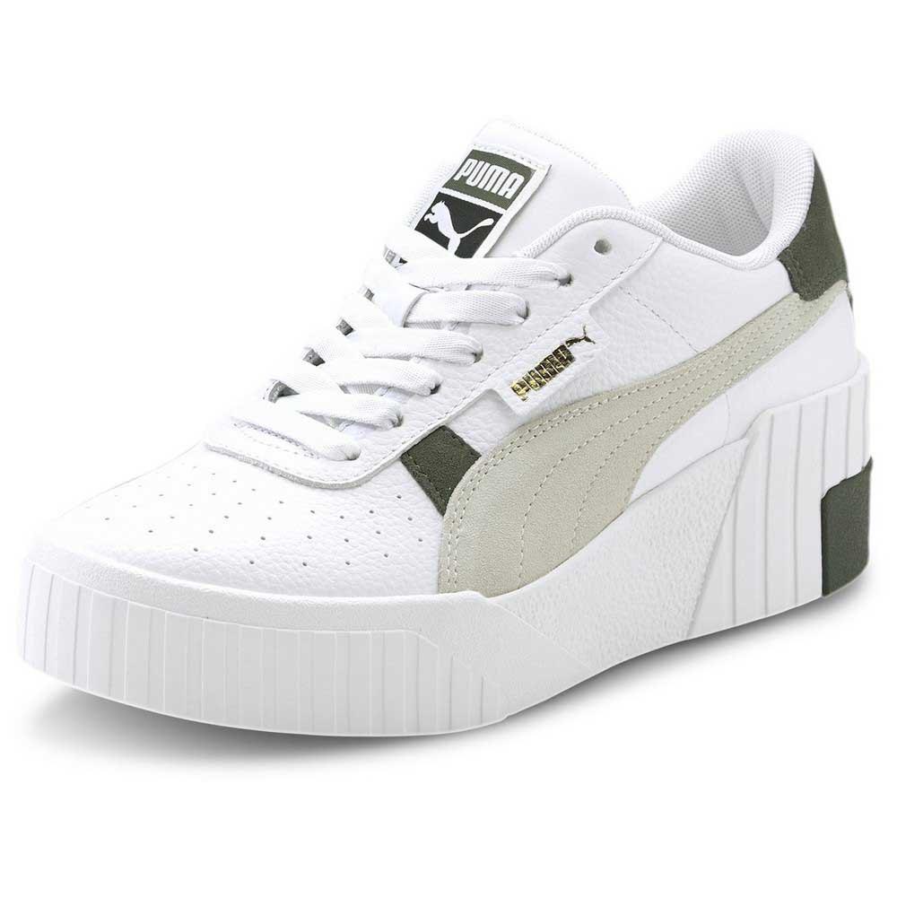 Puma select Cali Wedge Mix White buy