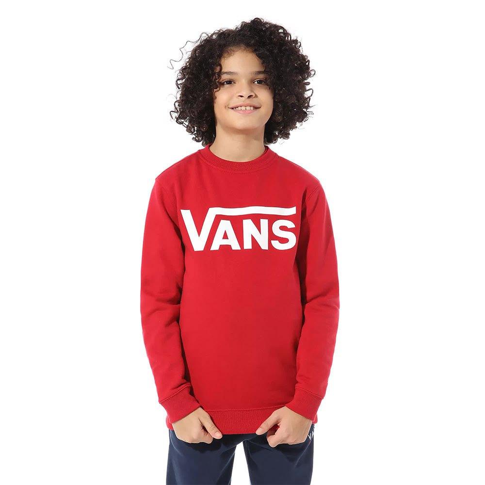 red vans for boys