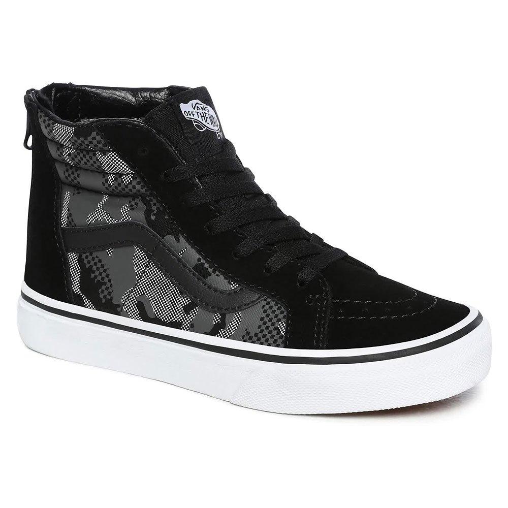Vans Youth SK8-Hi Zip Black buy and